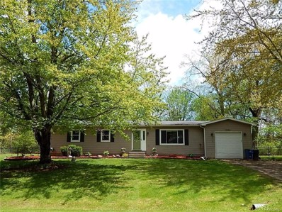 1053 Apple Blossom, Genoa Twp, MI 48843 - MLS#: 218039316