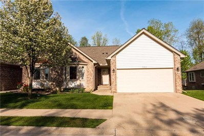 45912 Woodview Drive, Shelby Twp, MI 48315 - MLS#: 218039372