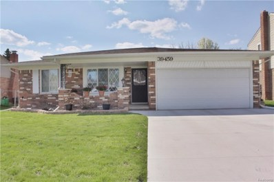 39459 Chantilly Drive, Sterling Heights, MI 48313 - MLS#: 218039383