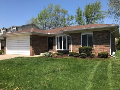 1565 Lakewood Dr Drive, Troy, MI 48083 - MLS#: 218039549