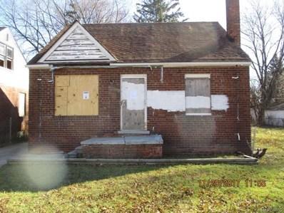 11696 Wayburn Street, Detroit, MI 48224 - MLS#: 218039582