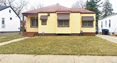19412 Montrose Street, Detroit, MI 48235 - MLS#: 218039596