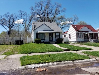 19767 Blackstone Street, Detroit, MI 48219 - MLS#: 218039599