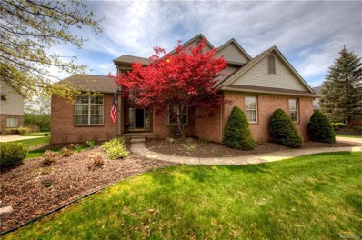 47633 River Woods Drive, Canton Twp, MI 48188 - MLS#: 218039636