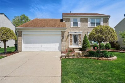 968 Whittier Drive, Canton Twp, MI 48187 - MLS#: 218039669