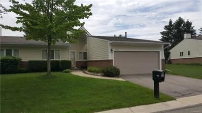 35045 Hillside Drive, Farmington Hills, MI 48335 - MLS#: 218039836