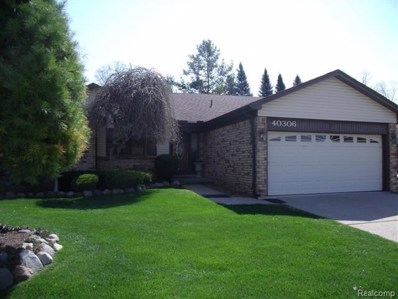 40306 La Grange, Sterling Heights, MI 48313 - MLS#: 218039862