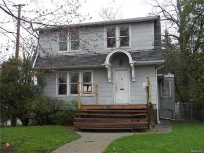 4014 Bedford Street, Detroit, MI 48224 - MLS#: 218039906