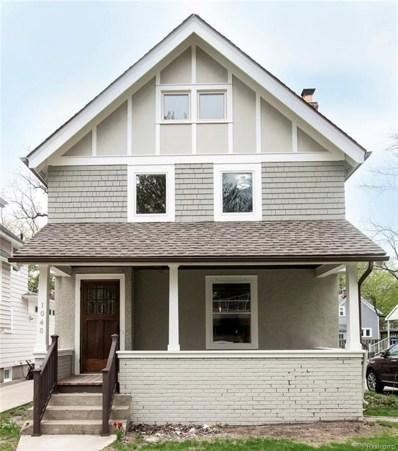 1040 Olivia Avenue, Ann Arbor, MI 48104 - MLS#: 218039916