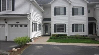 1658 Cassady Place Drive, Plymouth, MI 48170 - MLS#: 218039946