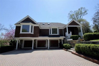 25801 Franklin Park Court, Franklin Vlg, MI 48025 - MLS#: 218039969