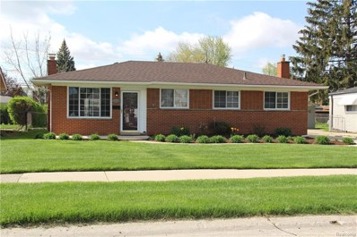 12130 Chevelle Drive, Sterling Heights, MI 48312 - MLS#: 218040026
