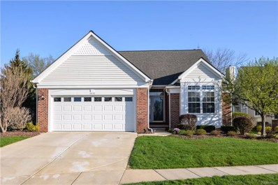4876 New Haven Drive, Genoa Twp, MI 48843 - MLS#: 218040063