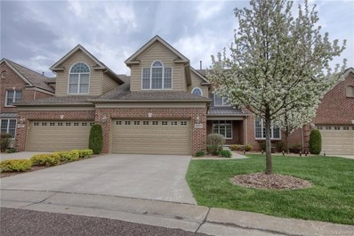 44993 Broadmoor Circle S, Northville Twp, MI 48168 - MLS#: 218040072