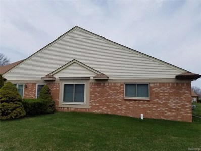 20311 Pine Meadow Drive UNIT 129, Clinton Twp, MI 48036 - MLS#: 218040079