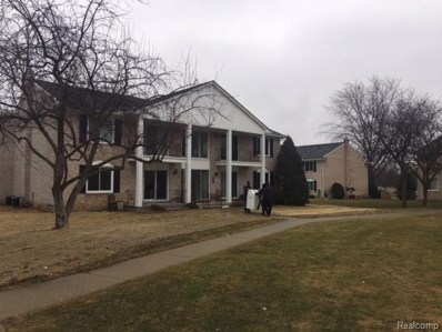 14160 Camelot Drive UNIT 4, Sterling Heights, MI 48312 - MLS#: 218040160