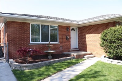 1842 Chaucer Avenue, Madison Heights, MI 48071 - MLS#: 218040326