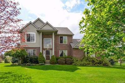 25907 Carriage Lane, Lyon Twp, MI 48178 - MLS#: 218040360