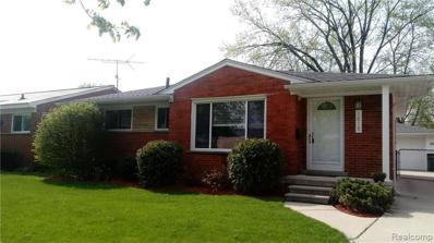 1618 Englewood Avenue, Royal Oak, MI 48073 - MLS#: 218040367