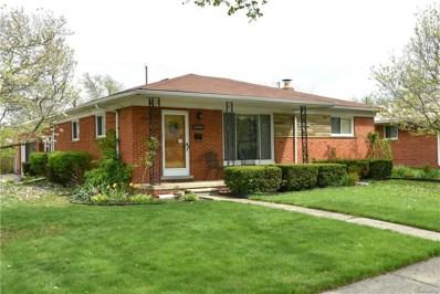 28064 Marcia Avenue, Warren, MI 48093 - MLS#: 218040376