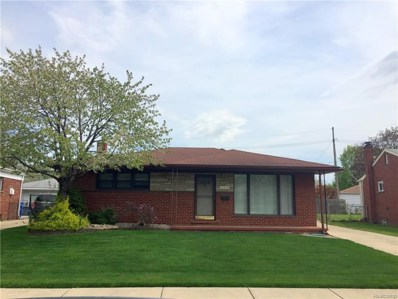 26635 Bryan Street, Dearborn Heights, MI 48127 - MLS#: 218040425
