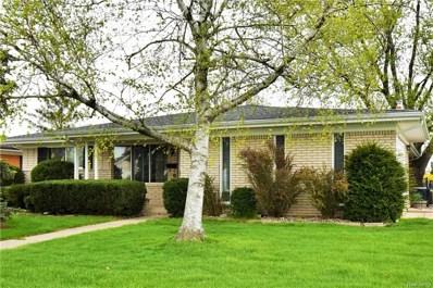 36216 Clifford Drive, Sterling Heights, MI 48312 - MLS#: 218040480