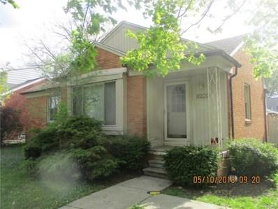 8202 Riverdale Street, Dearborn Heights, MI 48127 - MLS#: 218040499