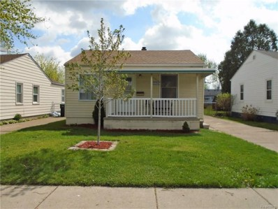 4475 16TH Street, Wyandotte, MI 48192 - MLS#: 218040517
