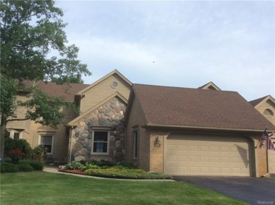 4817 Pine Eagles Drive, Genoa Twp, MI 48116 - MLS#: 218040520