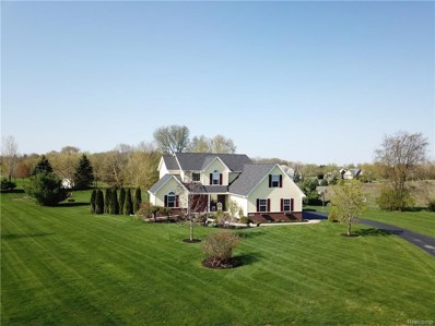 322 Grayhawk Court, Putnam Twp, MI 48169 - MLS#: 218040533