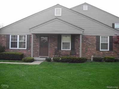 15745 Newport Drive, Clinton Twp, MI 48038 - MLS#: 218040546
