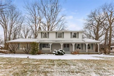 6072 Rolling Green Drive, Grand Blanc Twp, MI 48439 - MLS#: 218040595