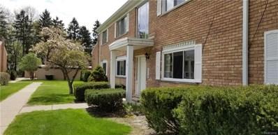 801 W Long Lake Road UNIT 1, Bloomfield Twp, MI 48302 - MLS#: 218040596