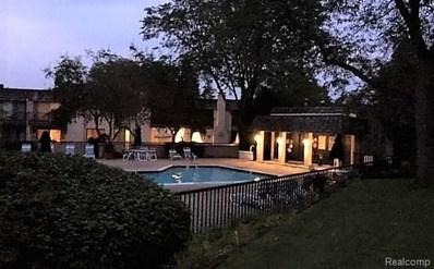 1199 Oakwood Court, Rochester Hills, MI 48307 - MLS#: 218040620
