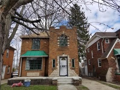 16140 Monte Vista Street, Detroit, MI 48221 - MLS#: 218040742
