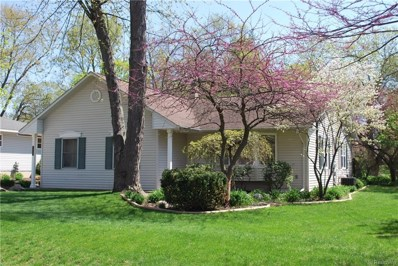 1605 Petrolia, West Bloomfield Twp, MI 48324 - MLS#: 218040785