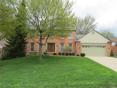 1450 Oakstone Drive, Rochester Hills, MI 48309 - MLS#: 218040795