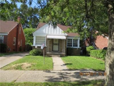 11747 Christy Street, Detroit, MI 48205 - MLS#: 218040819