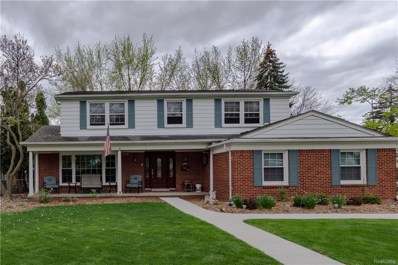 2214 Hillcrescent Drive, Troy, MI 48085 - MLS#: 218040856