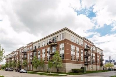 66 Winder UNIT 455, Detroit, MI 48201 - MLS#: 218040904