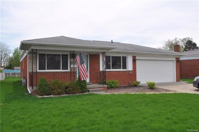 4930 Comstock Drive, Sterling Heights, MI 48310 - MLS#: 218040933