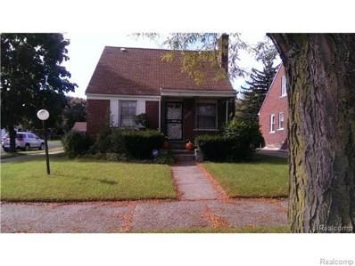 9001 Roselawn Street, Detroit, MI 48204 - MLS#: 218040968