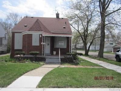 14900 Lappin Street, Detroit, MI 48205 - MLS#: 218040969