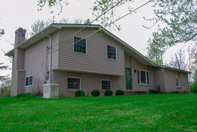 3675 Baldwin Road, Brandon Twp, MI 48462 - MLS#: 218040992