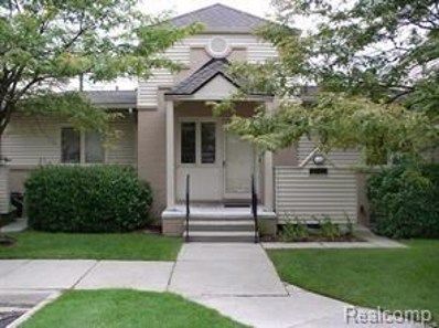 29687 Olympia Court, Farmington Hills, MI 48336 - MLS#: 218041013