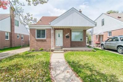 13780 W Outer Drive, Detroit, MI 48239 - MLS#: 218041085