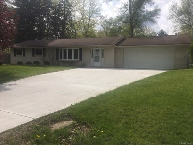 6590 Manson Drive, Waterford Twp, MI 48329 - MLS#: 218041093