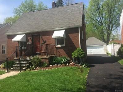 25900 Hanover Street, Dearborn Heights, MI 48125 - MLS#: 218041202