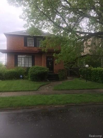 3201 W Taylor Street, Detroit, MI 48206 - MLS#: 218041209