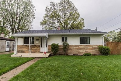 1504 Middlesex Avenue, Madison Heights, MI 48071 - MLS#: 218041235